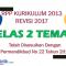 RPP Kelas 2 Tema 6 Kurikulum 2013 Revisi 2017