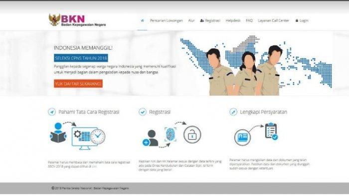 Link Alternatif sscn.bkn.go.id