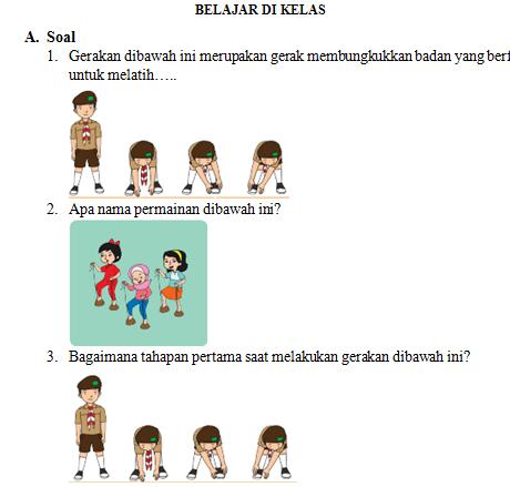 Soal PH/UH Kelas 2 Tema 8