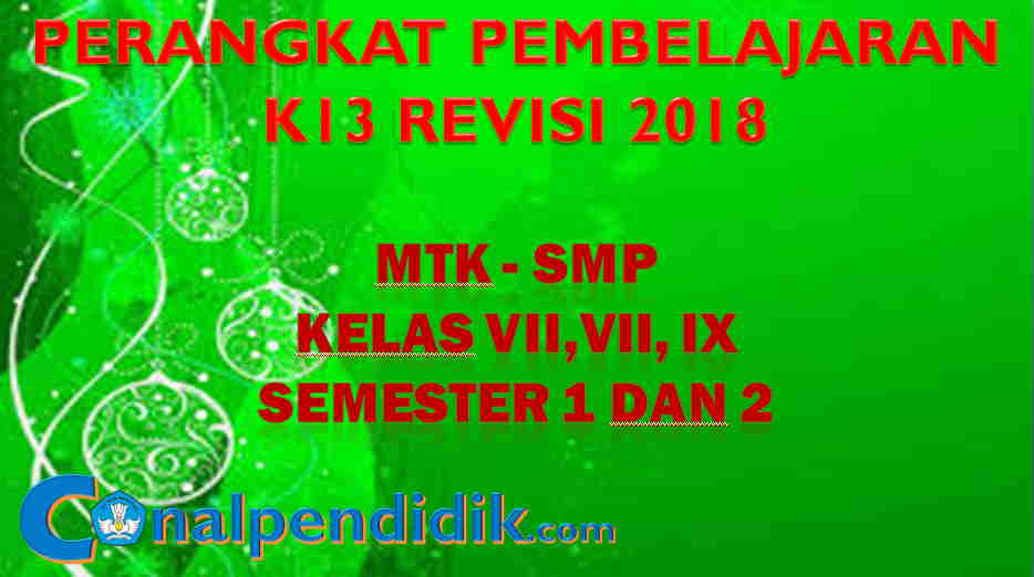 RPP MTK SMP