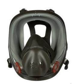 Masker FFRR 6800 Medium 4 EA/Case