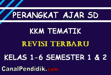 KKM Tematik SD