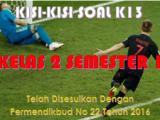 RPP 1 Lembar Bahasa Indonesia Kelas 10 Semester 2