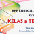 RPP Kelas 5 Tema 9 K13 Revisi 2020 Format 1 Lembar