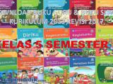 Download Buku Guru dan Buku Siswa K13 Kelas 5 Revisi 2017 Semester 1
