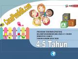 Download Prota TK A Umur 4-5 Tahun