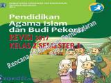 Download RPP PAI SD kelas 2 Semester 1 kurikulum 2013 revisi 2017